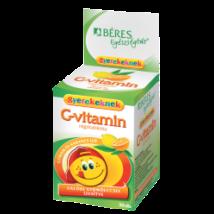 Béres c-vitamin rágótabletta gyermek 30 db