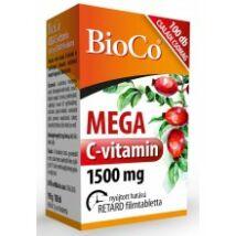 Bioco Mega C-vitamin 1500mg 100db