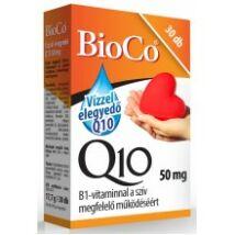 BioCo Q10 50 mg kapszula 30db
