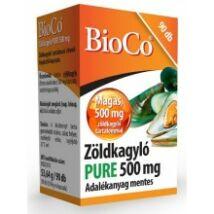 Bioco zöldkagyló pure 500mg kapszula 90db