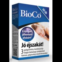 BioCo Jó éjszakát tabletta 60 db
