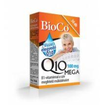 BioCo Q10 100 mg mega kapszula 30db