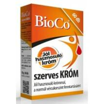 BioCo szerves króm 60 db