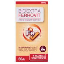 Bioextra ferrovit kapszula 60db