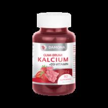 Damona Gumi-Brumi Kalcium+D3-vitamin gumitabletta 60 db