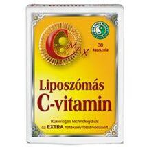 Dr. Chen C-max Liposzómás C-vitamin kapszula 30 db