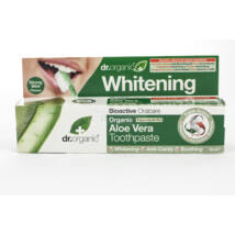 Dr. Organic fogkrém aloe verával 100 ml