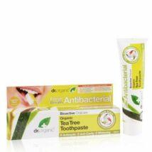 Dr. Organic fogkrém teafa 100 ml