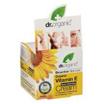 Dr. Organic bio e-vitaminos hidratáló krém 50 ml