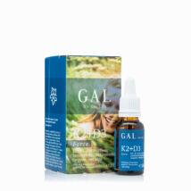 GAL K2 + D3-vitamin Forte cseppek 20ml