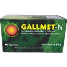 Gallmet-N kapszula 90 db