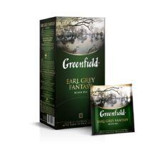 GREENFIELD Earl Grey Fantasy tea 25x2g