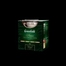 Greenfield ajándékcsomag teáscsészével 4x25 filter