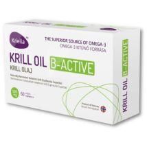 Kriella krill olaj B-Active 60db