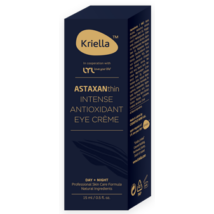 Kriella™ Astaxanthin intenzív antioxidáns szemránckrém 15 ml