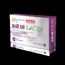 Lyl krill olaj B-Active 30db