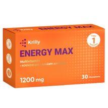 Krilly Energy Max Multivitamin 30 db