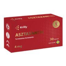 Krilly Astaxanthin kapszula 30 db