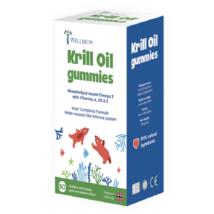 Gumimacik krill olajjal gyerekeknek 60 db
