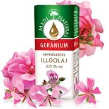 Medinatural illóolaj geránium 10ml