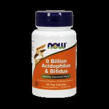 Now Acidophilus és Bifidus kapszula 60 db