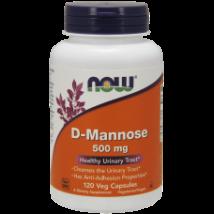 Now D-Mannose kapszula 120db