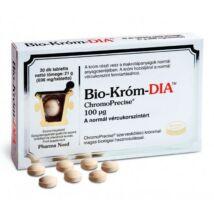 Pharma Nord Bio-Króm-Dia tabletta 30db