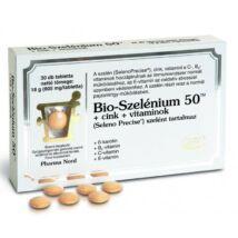 Pharma Nord Bio-Szelénium 50+Cink+Vitaminok 30db