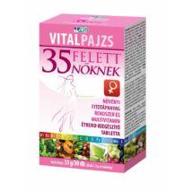 Vitalpajzs 35 feletti nőknek növényi fitotápanyag rendszer és multivitamin 30db
