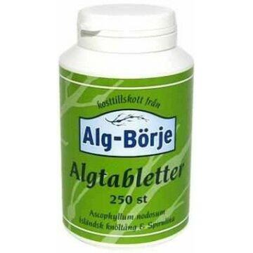 Alg-Börje Alga tabletta 250 db