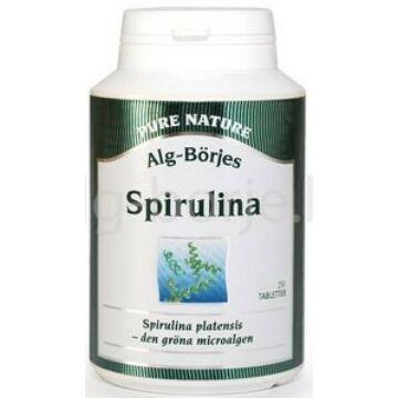 Alg-Börje Spirulina alga tabletta 250 db