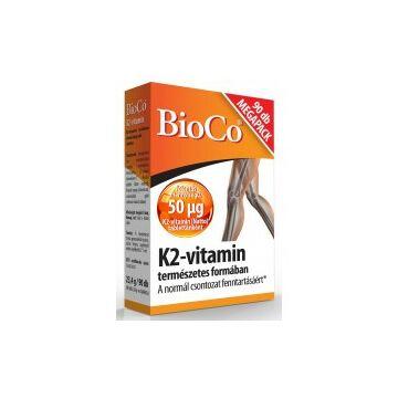 BioCo K2-vitamin 50 µg 90db