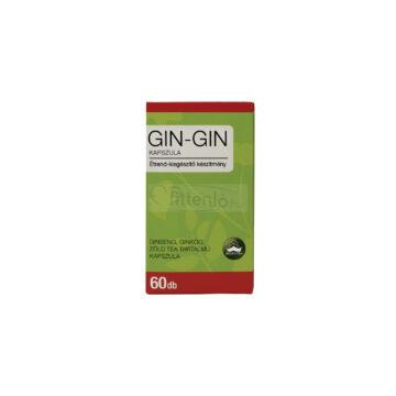 Bioextra gin-gin kapszula 60db