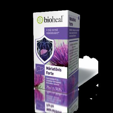Bioheal máriatövis Forte 70db