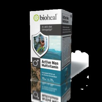 Bioheal Active Men Multivitamin 70 db
