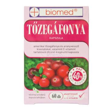 Biomed Tőzegáfonya kapszula 60 db