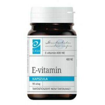 Casa e-vitamin kapszula 90 db