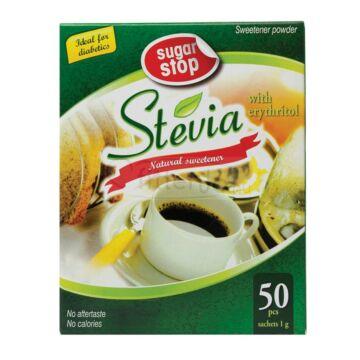 Cukor-stop stevia por 50x1g