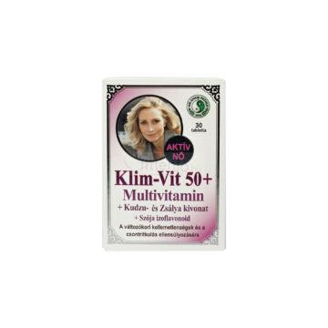 Dr. Chen Klim-Vit 50+ multivitamin nőknek 30db