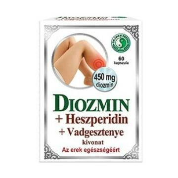 DR.CHEN DIOZMIN+HESZPERIDIN KAPSZULA 60DB