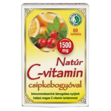 Dr.Chen c-vitamin csipkebogyóval 60db