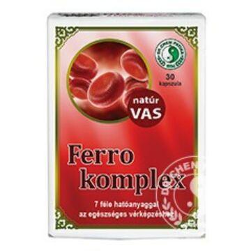 DR. CHEN FERRO KOMPLEX KAPSZULA 30DB