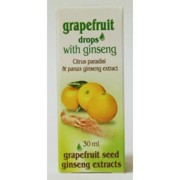 DR. CHEN GRAPEFRUIT CSEPP GINSENGGEL 30ML