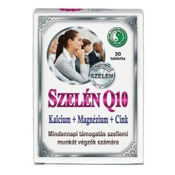 DR. CHEN SZELÉN Q10 KALCIUM MAGNÉZIUM CINK TABLETTA 30DB