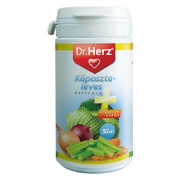 Dr. Herz káposztaleves + almaecet + króm kapszula 50db