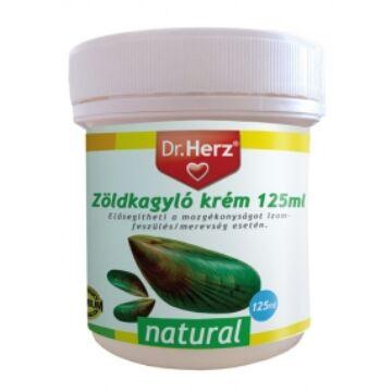 Dr. Herz zöldkagyló krém 125ml
