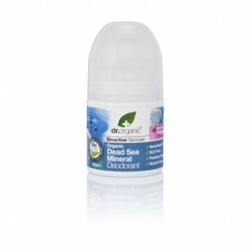 Dr.Organic golyós dezodor holt tengeri 50ml