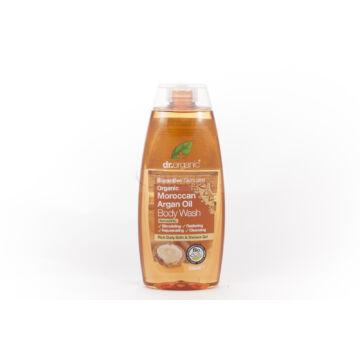 Dr. Organic tusfürdő argán olajjal 250 ml