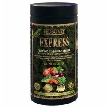 Fedbond express zöldségleves por 825 g