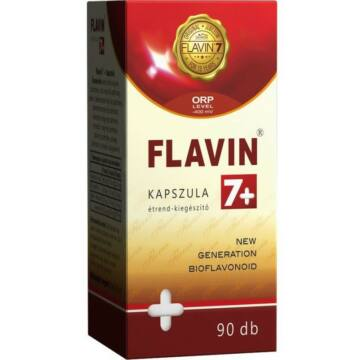 FLAVIN 7+ KAPSZULA 90 DB